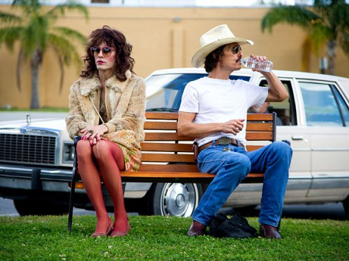 Jared and Matthew - Dallas Buyers Club