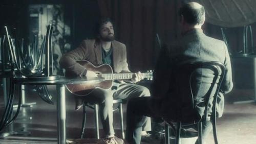 Oscar Isaac - Inside Llewyn Davis 2