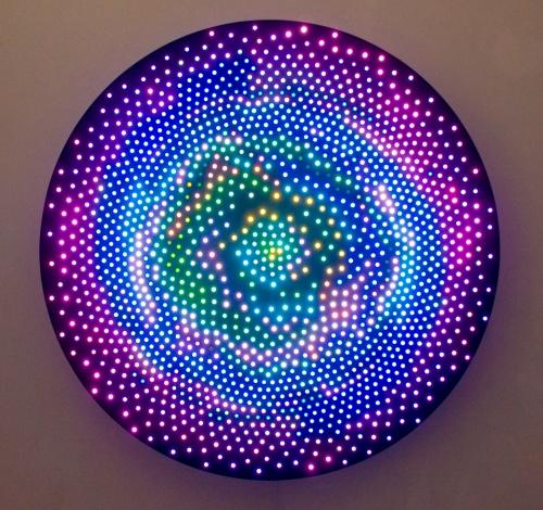 Leo Villareal - Big Bang